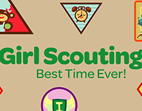 Girl Scouts - Best Time Ever!