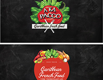 Création de power Point Food Truck A ka Pacco, paris,