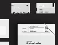Purism Corporate Design & Stationery