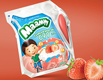 Maamyy milk - Restyling