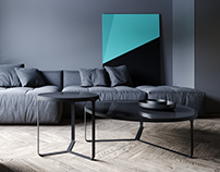 I.078- Flat interior design