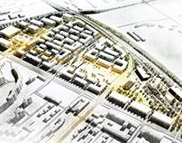 District Targówek Factory