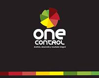 Identidad corporativa One Control