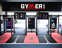 Smart Gym Modeling & Visualization & Animation