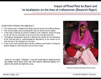 Impact of Phool Patti ka Kaam-Research paper