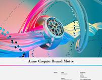 Anne Coquie Brand Movie