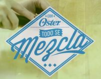 Con Oster todo se Mezcla