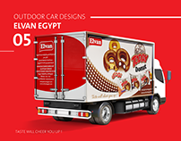 Elvan Egypt Cars, Outdoor Designs - الفان مصر