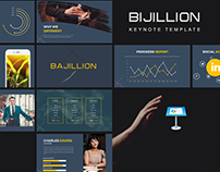 Bajillion Keynote Template