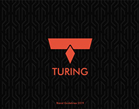 Turing Logo Design | Brand Identity