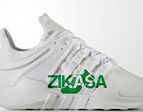 "Logo for ""ZIKASA"""