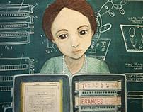"""Ángela Ruiz Robles """"Mujeres 3"""""""