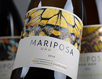 Mariposa || Wine Packaging Design