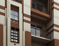 Al- Ayad Apartment Bldg. - Hurghada, EG