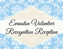 Evanston Volunteer Recognition Reception Spring 2015