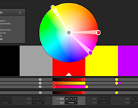 Creative Blitz RGB Codes
