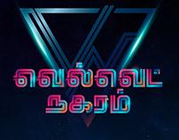 Velvet Nagaram - Typography - Official