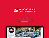 5º Constálica Rallye Vouzela | Client 2018