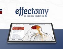 Effectomy iPad App