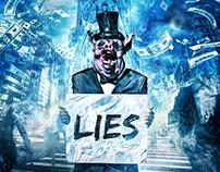 Lies - Digital Art