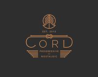 Cord : Branding