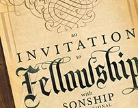 An Invitation to Fellowship invitation