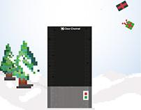 Navidad 8 bit