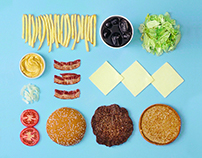 McDonald's INSTA // #thingsorganizedneatly