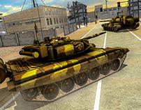 Tank battle War Game 2020