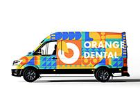 OD4K BRANDING Orange Dental for Kids 极橙儿童齿科
