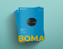 BOMA // Stadtmagazin für Bochum