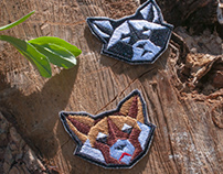 'Mysteries of the Woods' patches