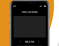 Tamil Live Radio App