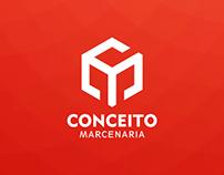 Conceito Marcenaria - Identidade Visual