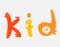 Glyphers - a playful new font