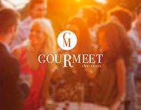GOURMEET - new food&beverage brand.