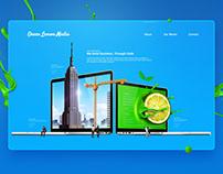 Green Lemon Media | Website & Creative Imagery