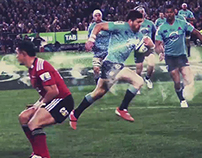 2015 Waratahs Allianz Stadium Hype Reel
