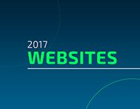 Websites - 2017