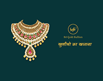 Sri Gold Bullion Identity
