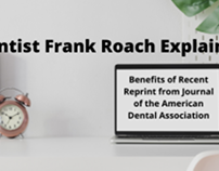 Dentist George Frank Roach Explains Benefits of Recent