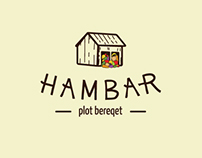 HAMBAR Store (Logo & Brand)