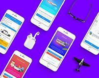 Dichung Mobile Web (Car Sharing)
