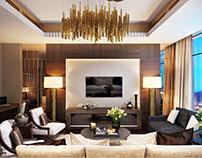 Photorealistic Renderingfor an Amazing Hotel Suite