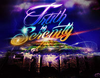 'Ehrah - Truth By Serenity' {EP Cover} [SME]