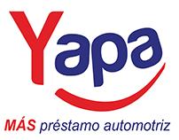 Yapa - Logos e informativos internos.