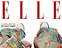 ELLE Bee Keeper Blouson by LV | Digital cover