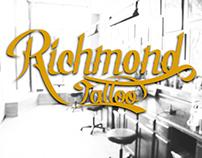 Richmond Tatto /Lettering