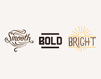 Handlettered Coffee Graphics