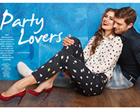 Party Lovers - Cosmopolitan